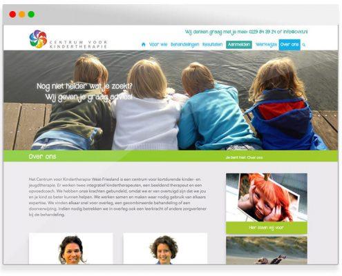 Centrum voor Kindertherapie Zaanstad | Webdesigner Zaanstad | Project Direct | Webdesign Zaanstad | Website bouwen Zaanstad | Wordpress Zaanstad | Grafische vormgever Zaanstad | SEO Zaanstad | Hosting | Wordpress training Zaanstad | Logo design Zaanstad | SSL Certificaten | Website onderhoud Zaanstad | Timo van Tilburg