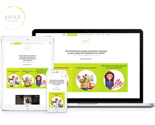 SmileFlowers | Webdesigner Zaanstad | Project Direct | Webdesign Zaanstad | Website bouwen Zaanstad | Wordpress Zaanstad | Grafische vormgever Zaanstad | SEO Zaanstad | Hosting | Wordpress training Zaanstad | Logo design Zaanstad | SSL Certificaten | Website onderhoud Zaanstad | Timo van Tilburg